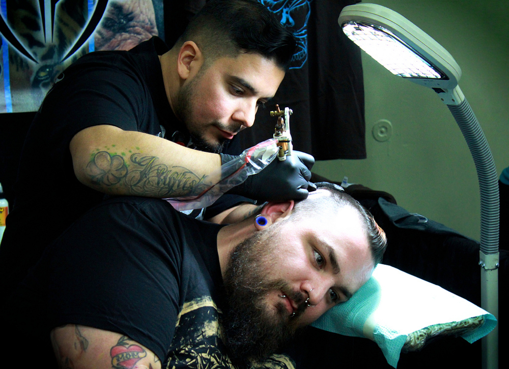 tattoo head 1000